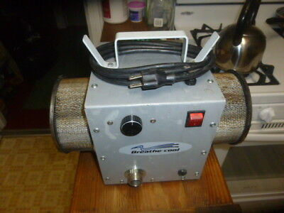 Electric fresh air respirator turbine breathing blower pump 2nd and last one