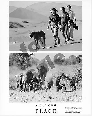 A Far Off Place Movie Still B&W Photos Reese Witherspoon Original