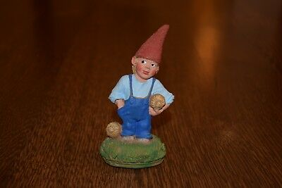 #115 John Artina Collectible Gnome, Rien Poortvliet
