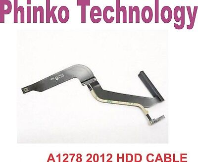 """Apple MacBook Pro 13"""" Unibody A1278 Hard Drive Cable,821-2049-A ,2011 2012"""