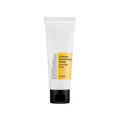 [COSRX] Ultimate Moisturizing Honey Overnight Mask 60ml  / Korean Cosmetics