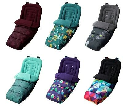 Cosatto Wow Footmuff - Choice of Colour. From the Argos Store on ebay