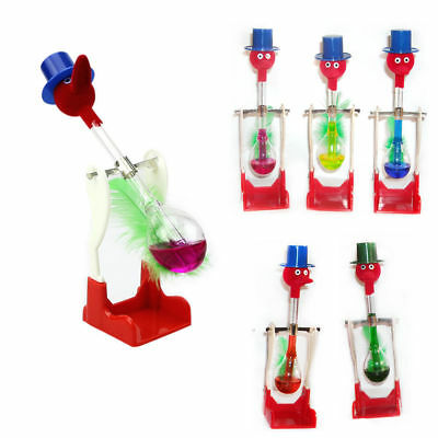Novelty Drinking Water Bird Toy Lucky Happy Duck Gifts Bobbing Educational