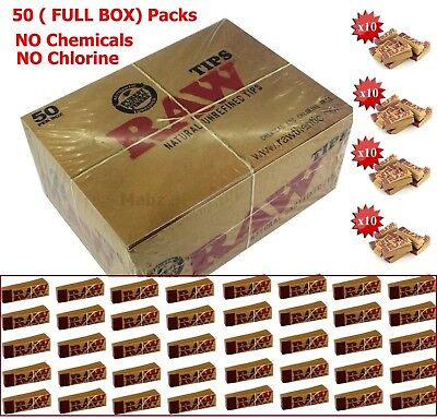 Raw rolling paper roach filter tips chlorine free filter tips roach book RwTip