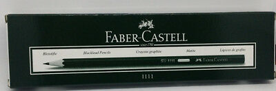 12 x FABER CASTELL 1111, HB
