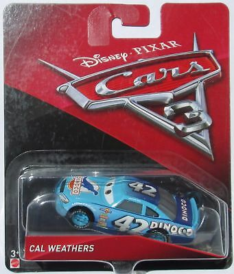 Voiture Disney Pixar Cars 3 Cal Weathers