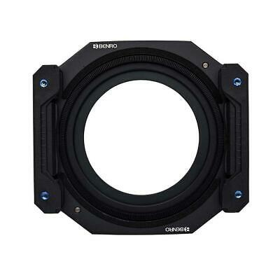 Benro Master Series 100mm Filter Holder with FH100R72 72mm Lens Ring #FH100S