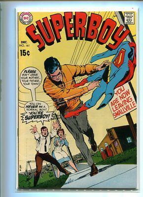 Superboy #161 Hi Grade Dramatic Cover White Pages