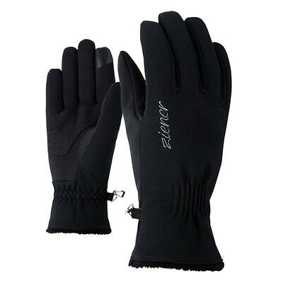 Ziener - Ibrana touch Lady glove - black