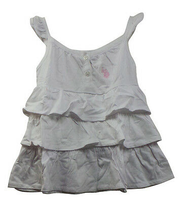 Wholesale Joblot Of 10 Girls U.s Polo Assn Dresses Sizes 4, 5 And 6 Years