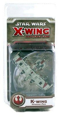 Fantasy Flight Games, Star Wars X-Wing Miniature Game, K-Wing Expansion pack