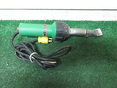 LEISTER TRIAC S Heat Gun Welder Hot Air Blower CH-6060 Sarnen 1600W