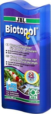 JBL Biotopol C - Water conditioner for shrimps 100ml - @ BARGAIN PRICE!!!
