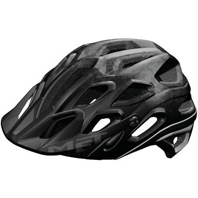 MET MTB All Mountain-Helm Lupo Double In-Mold Black Gr. L 59-62cm Mod.18 3HM104L