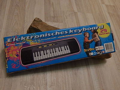 Kinder Keyboard Elektronisches Piano 29 Tasten Musik Instrument SONDERPREIS