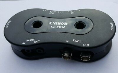 Canon VB-EX50 Multi Terminal Module WITHOUT ANY CABLES