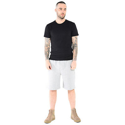 Pack of 2 Men's F&F Thermal Cotton Round Neck Short Sleeve T-Shirt Top Vest Mens