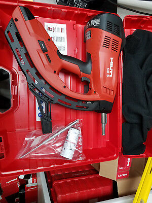 Hilti Gx 3 Gas-Actuated Fastening Tool, Brand New, Fast Shipping