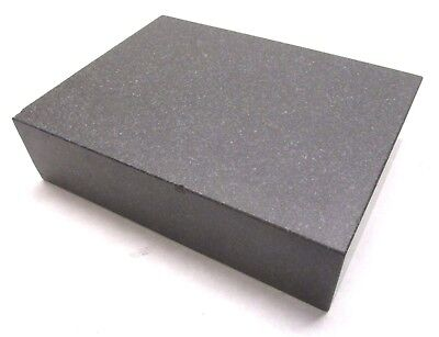 """12"""" x 9"""" x 3"""" GRANITE INSPECTION SURFACE PLATE"""