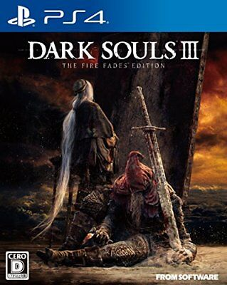 DARK SOULS III THE FIRE FADES EDITION - PS4 Japan