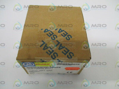 Ge Fanuc Ic670Mdl240J Input Module *factory Sealed*