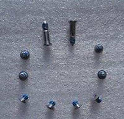 "Bottom Base Cover Screw Set Screws Macbook Air 11"" 13"" A1369 A1370 A1466 & A1465"