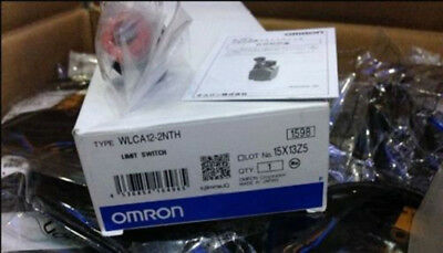 1Pcs OMRON limit switch WLCA122NTH WLCA12-2NTH New In Box