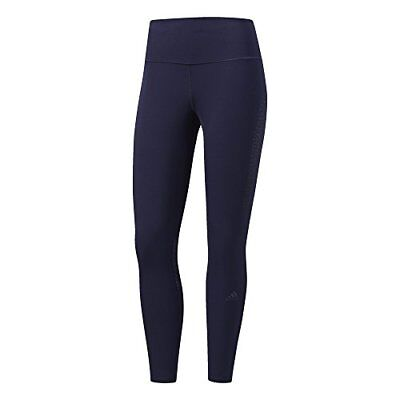 (TG. Small) adidas SN 7/8 Tgt Pr W, Calzemaglie Donna, Blu Scuro, S (r4Y)