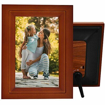 "iCozy Digital Touch-Screen 10"" Picture Frame with Wi-Fi - DW10PF1-R - MFRB"