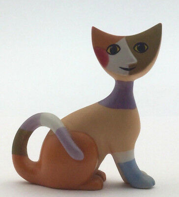 Rosina Wachtmeister chat Luisa figurine porcelaine Autriche Italie Goebel