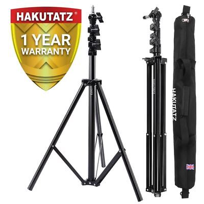 Heavy Duty Light Stand For Professional Studio | 2.2m Stand For Softboxes/Lights