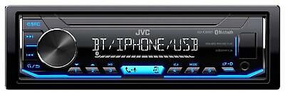 JVC KD-X351BT MP3-Autoradio mit Bluetooth USB iPod AUX-IN
