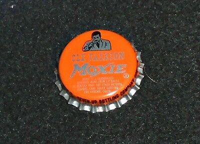 Excellent Vintage Unused Moxie Old Fashioned Soda Bottle Cap Crown