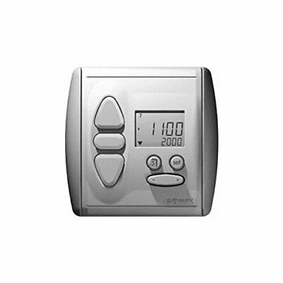 Somfy Chronis Uno 1805021-Timer per persiane (H0P)