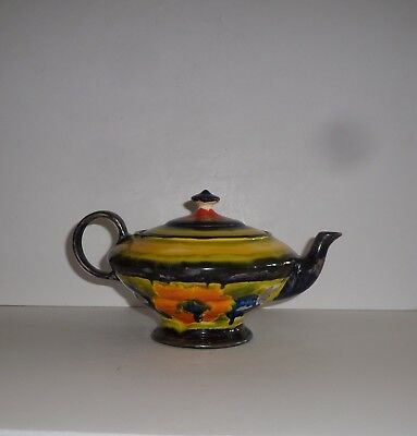 Holland Arts And Crafts Period Tea Pot