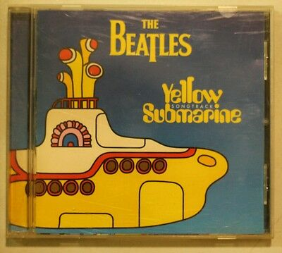 *** Beatles *** The Beatles Yellow Submarine Songtrack ***