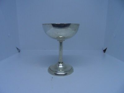 Brish army - early antique WMF War department chalice - silver plated Militaria