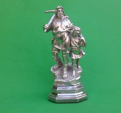 WMF William Tell and Son Antique Silver Plate