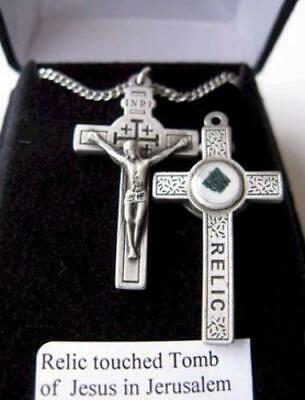 Jesus Relic Necklace