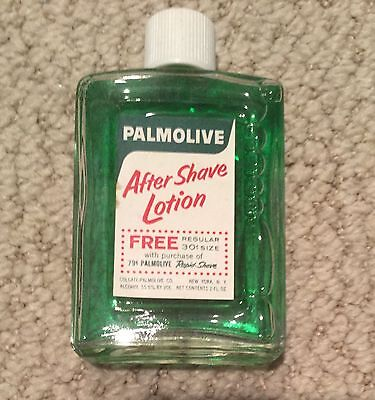 Vintage Palmolive after shave lotion.  2oz