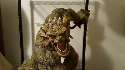Sideshow collectibles DC comics Abomination statue 1 of 350 exclusive mint