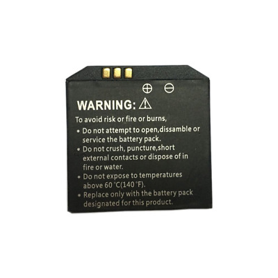 High capacity smart watch rechargable battery for OMATE TRUESMART & X01 X01S X01