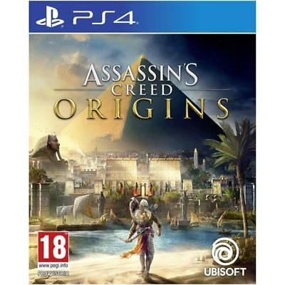 VIDEOGAMES - ASSASSIN'S CREED ORIGINS x PS4