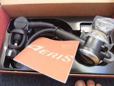 new aeris ion lt at600 1st stage and 2nd stage scuba dive diving regs