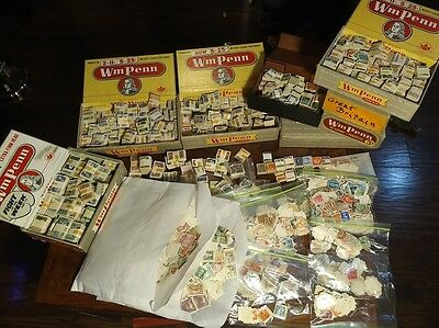 STAMPS OLD EUROPE Collection of 100 Old Amazing 1000000's Hoard ! ALL DIFFERENT!