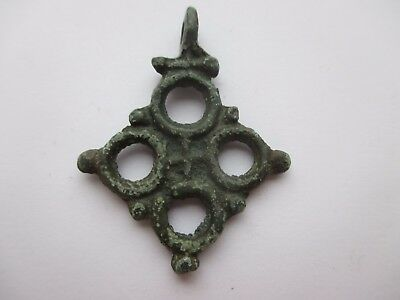 Perfect Viking pendant . Kievan Rus 9 -10 AD.