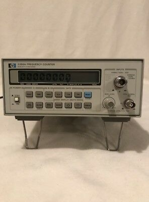 HP 5386A Frequency Counter 10Hz - 3GHz