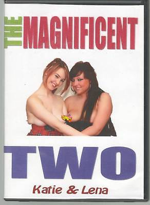 Fiona cooper TYPE coster THE MAGNIFICENT TWO DVD