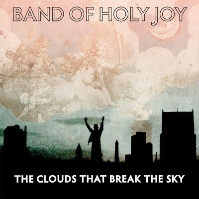Band Of Holy Joy - The Clouds That Break The Sky  3 Cd New+