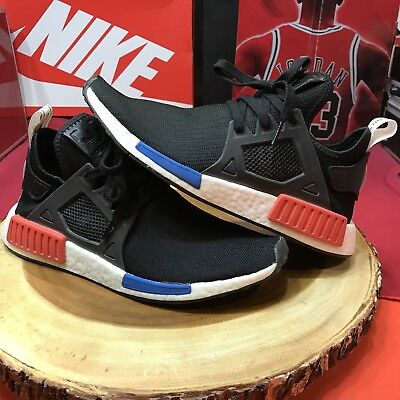 Women Adidas BY9820 NMD XR1 PK Running shoes red